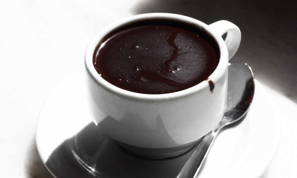 Receta de Chocolate caliente especiado 1