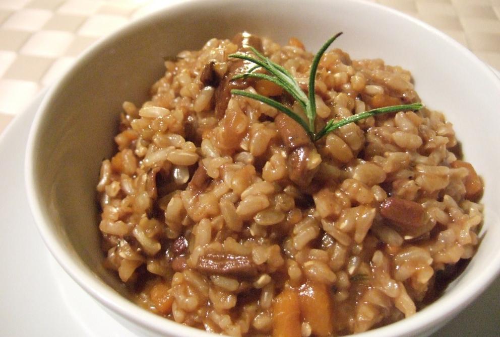 Photo of Receta de paella de pollo y calabaza