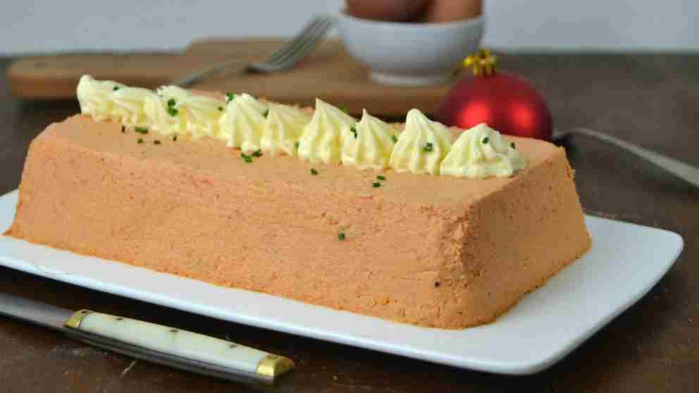 Photo of Receta de Pastel frío de pimientos de piquillo y cebolla