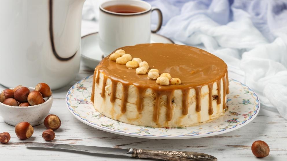 Photo of Receta de Tarta de crema de caramelo