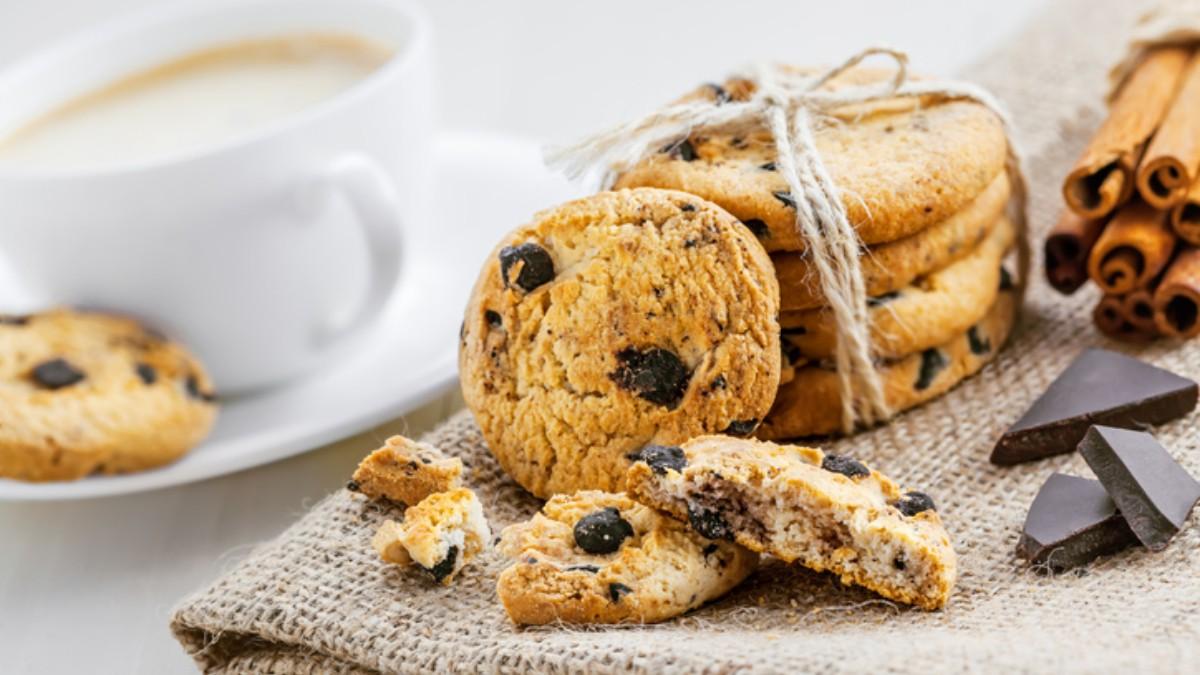 Photo of Receta de galletas de trufa veganas