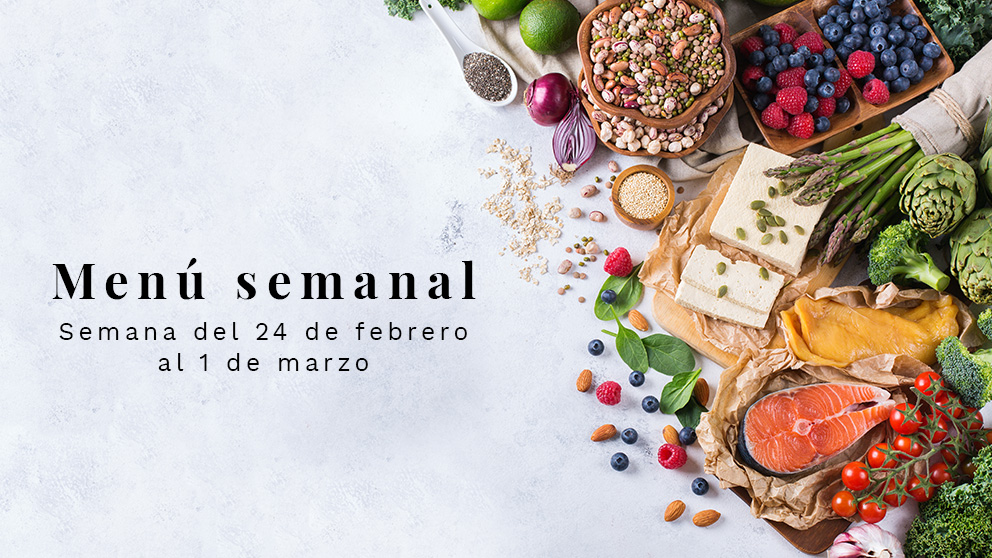 Photo of Semana del 24 de febrero al 1 de marzo de 2020