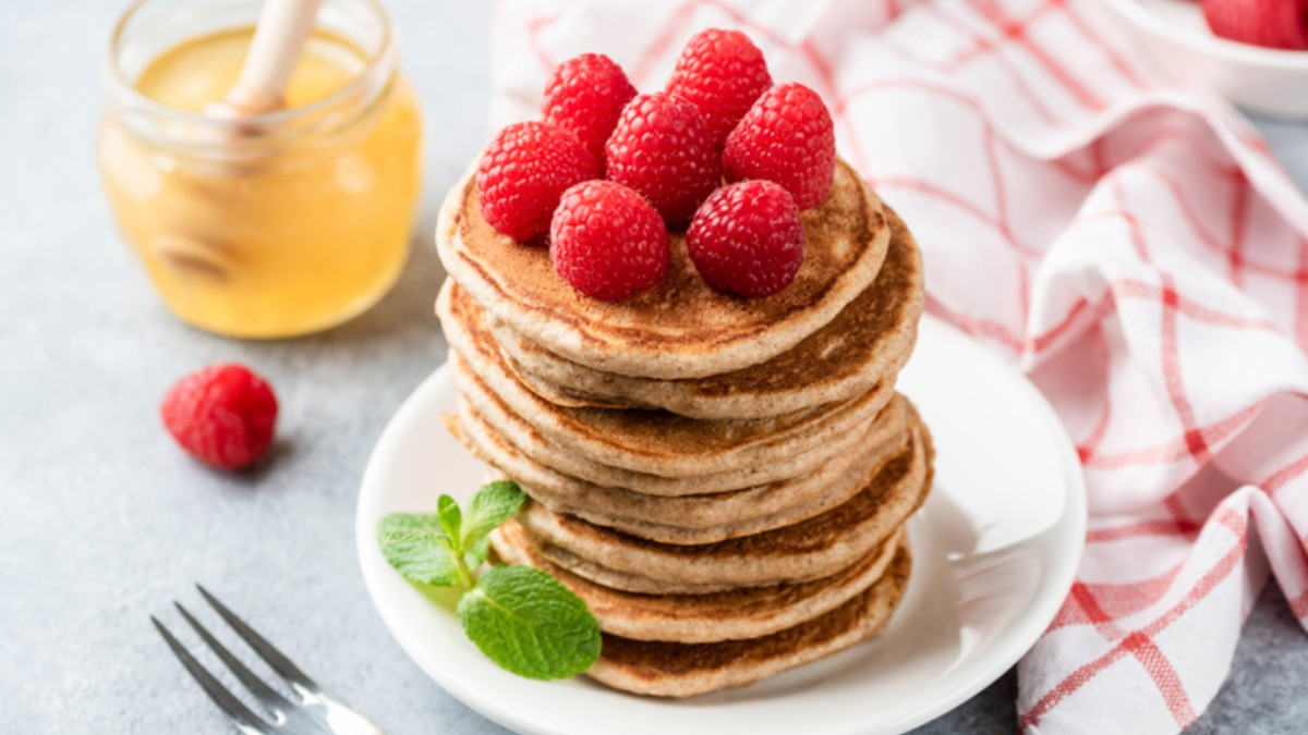 Photo of Receta de pancakes