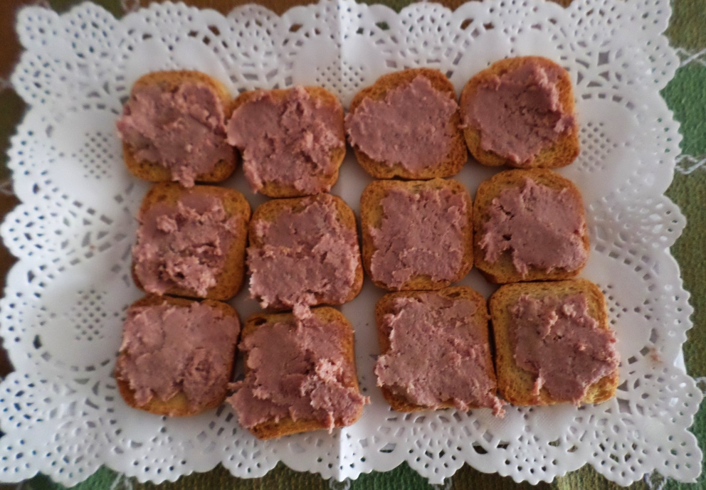 Photo of Receta de paté de berberechos