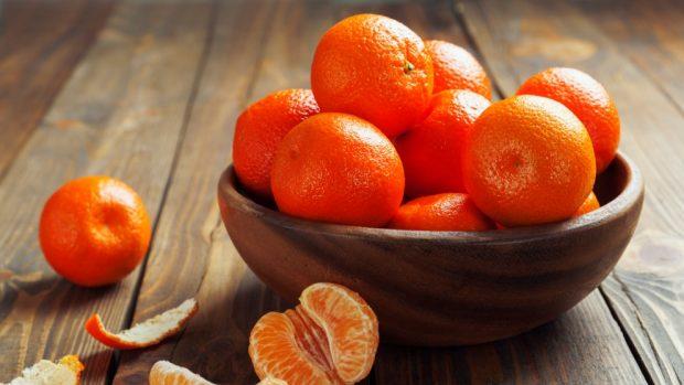Receta de crème brûlée de camote y mandarina sin gluten