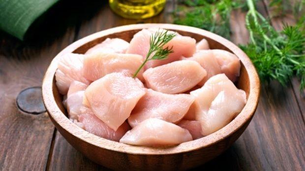 Receta casera de tacos de pollo con aguacate