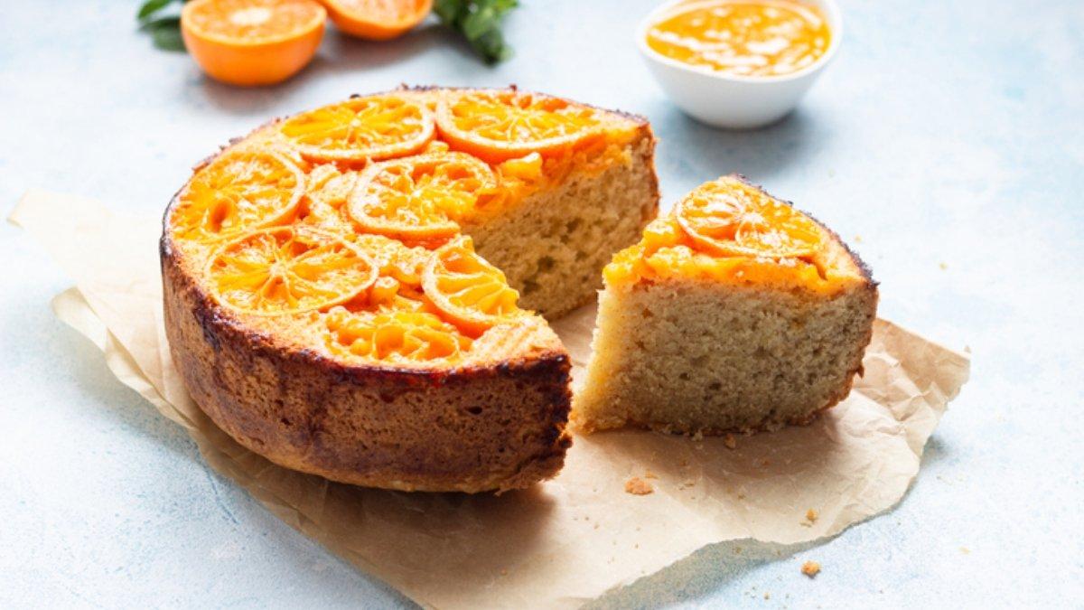 Photo of Receta de bizcocho de naranja y almendras sin gluten