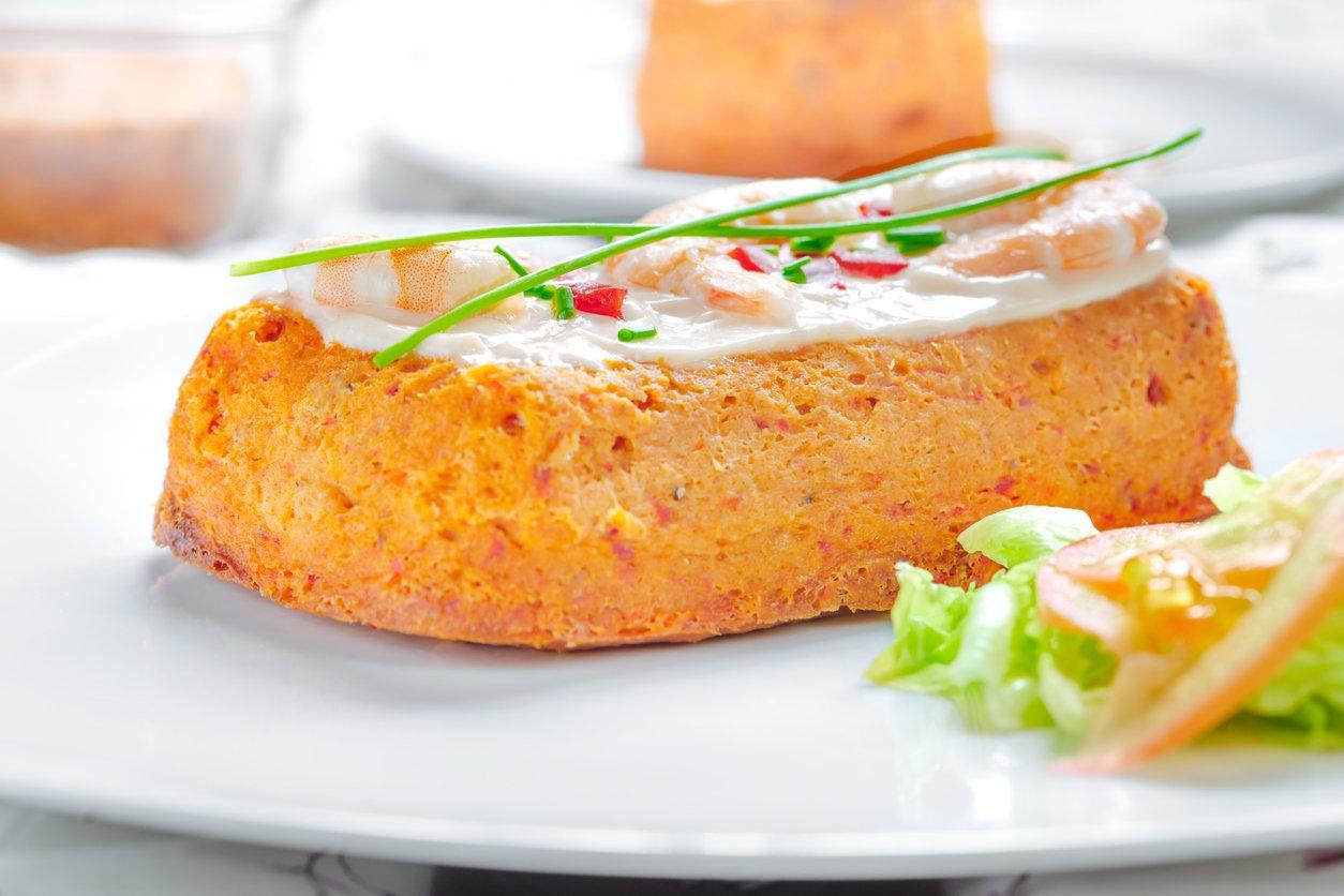 Receta de Pastel de salmón y lenguado 1