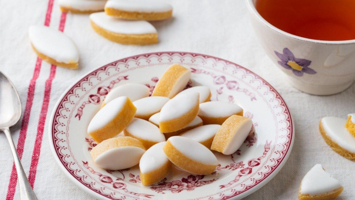 Photo of Receta de galletas de naranja y almendras sin gluten