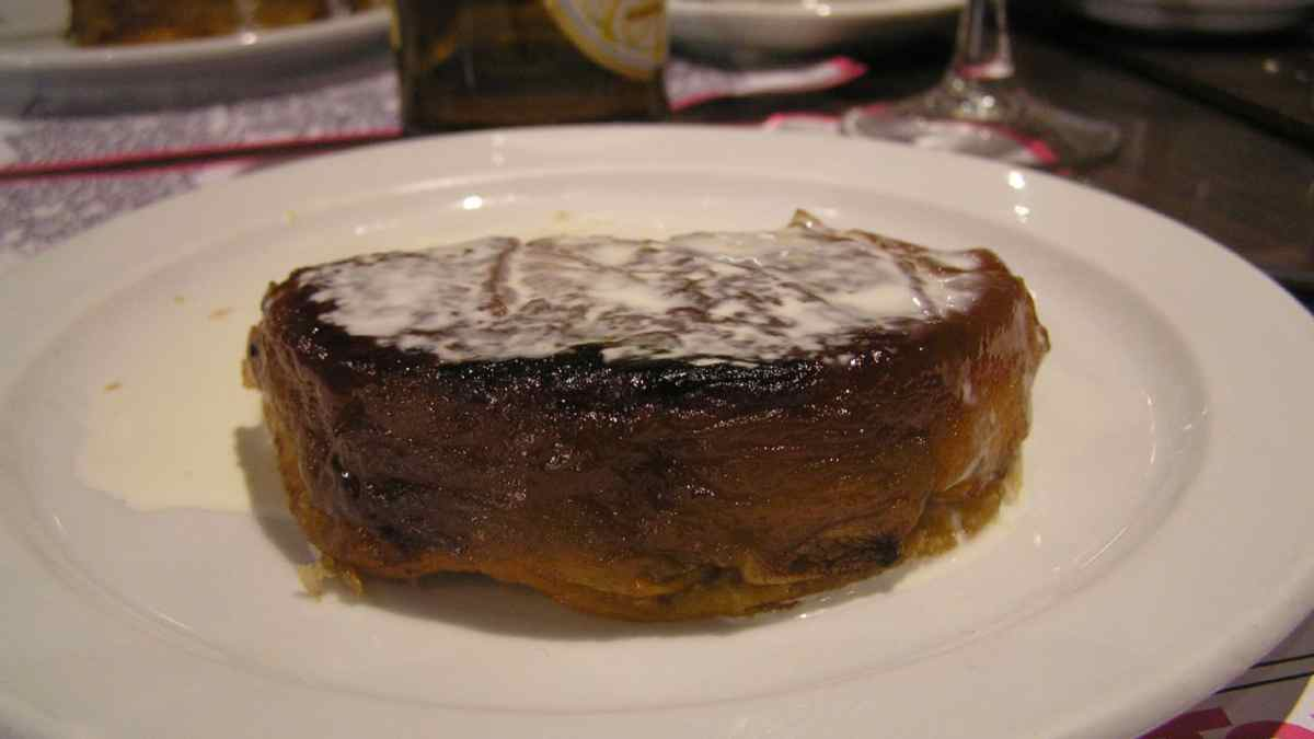 Photo of Receta de Tarta tatin de endivias y queso