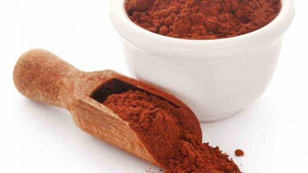 Receta de pastel de taza de chocolate saludable