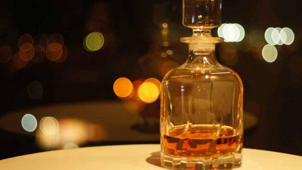 Crema de whisky al horno