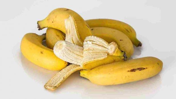 Receta de panqueques de harina de plátano y almendras