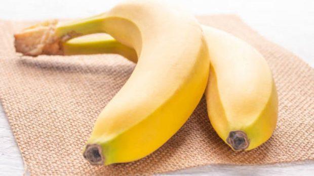 Receta de buñuelos de plátano al horno