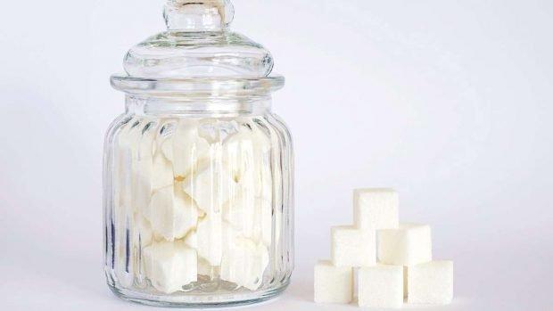 Receta casera de la nube de azúcar