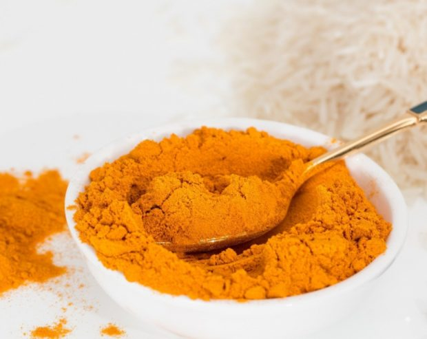 Receta de papa al curry con huevo