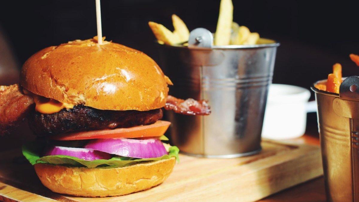 Receta de Big Mac al estilo del chef Dani García 1