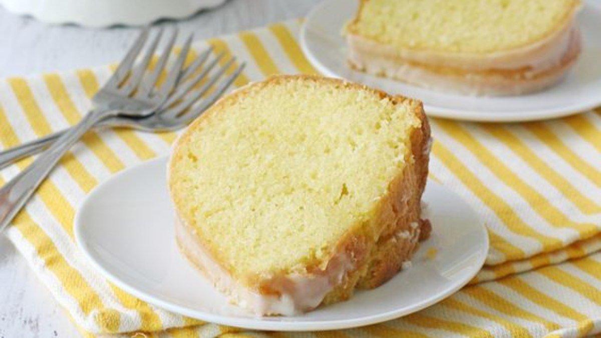 Photo of Receta de bizcocho de limón y yogur sin horno
