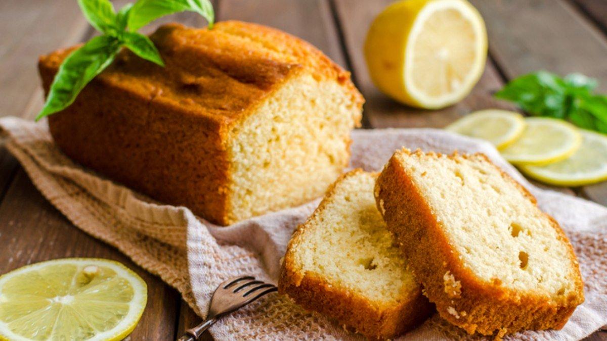 Receta de bizcocho de quesitos, limón y canela 1