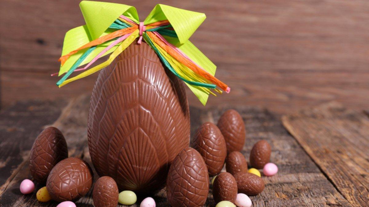 Photo of Receta de huevo de Pascua de chocolate casero
