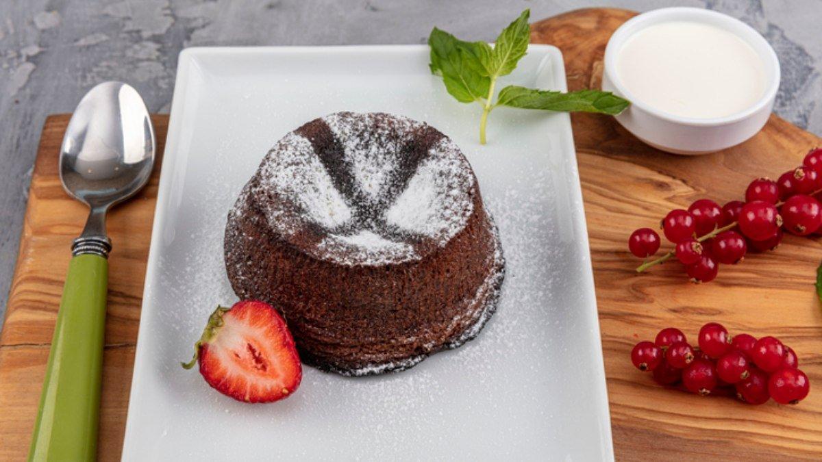 Photo of Receta de mug cake de chocolate saludable