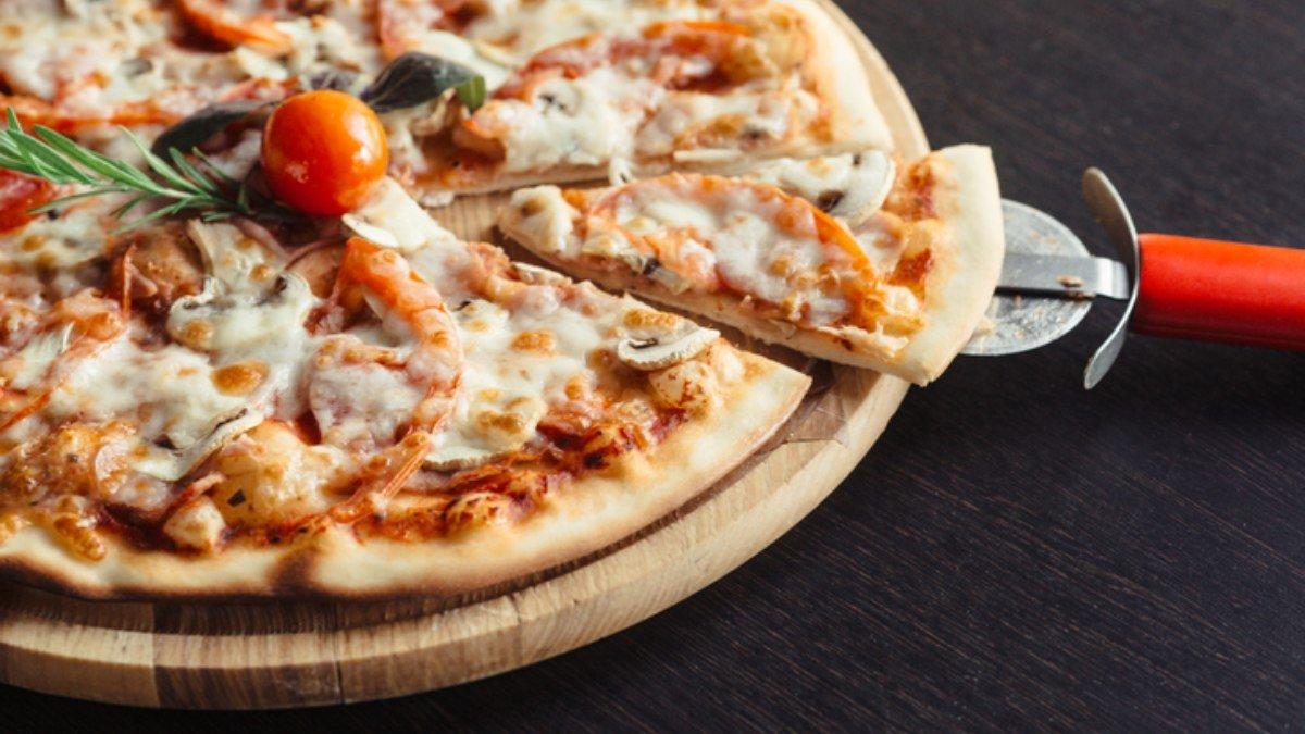 Photo of Receta de pizza de pulpo a la gallega