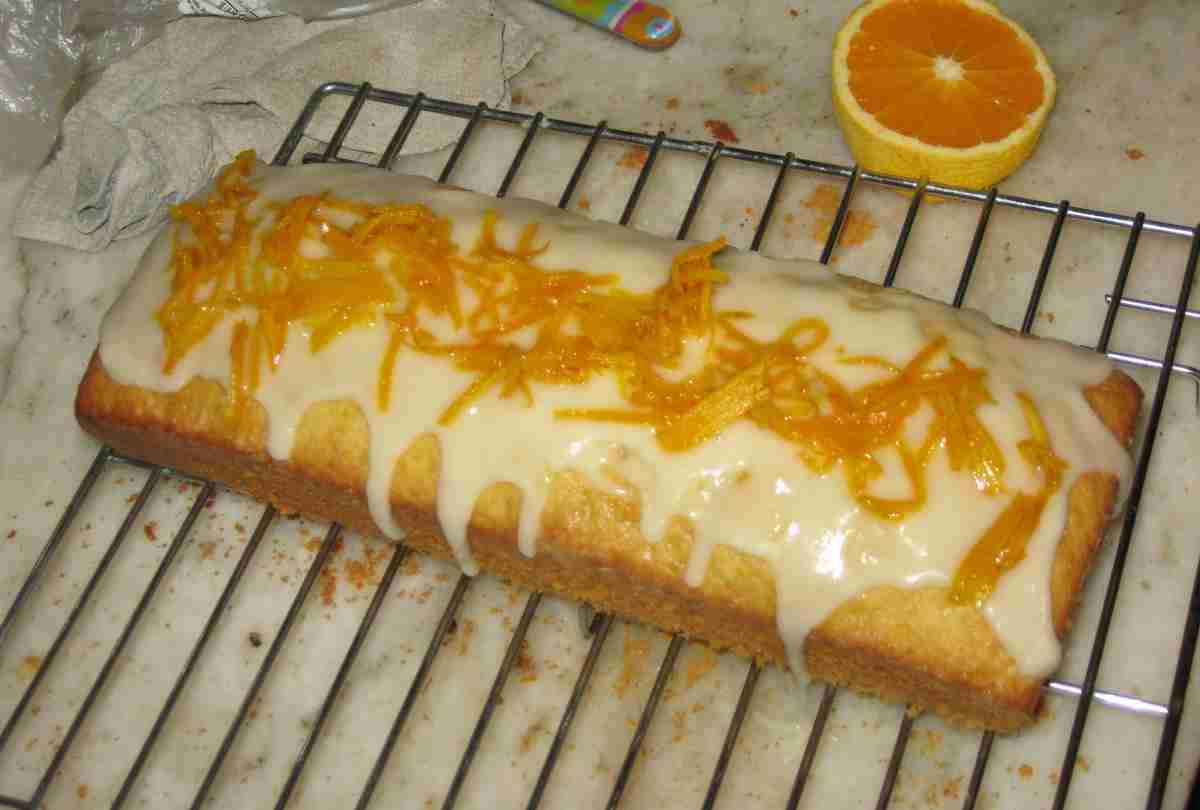 Photo of Receta de pastel de naranja y caramelo