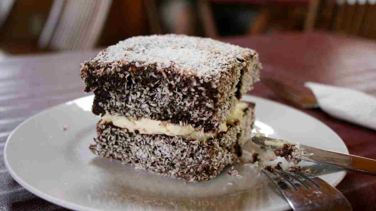 Receta de pastelitos lamington 1