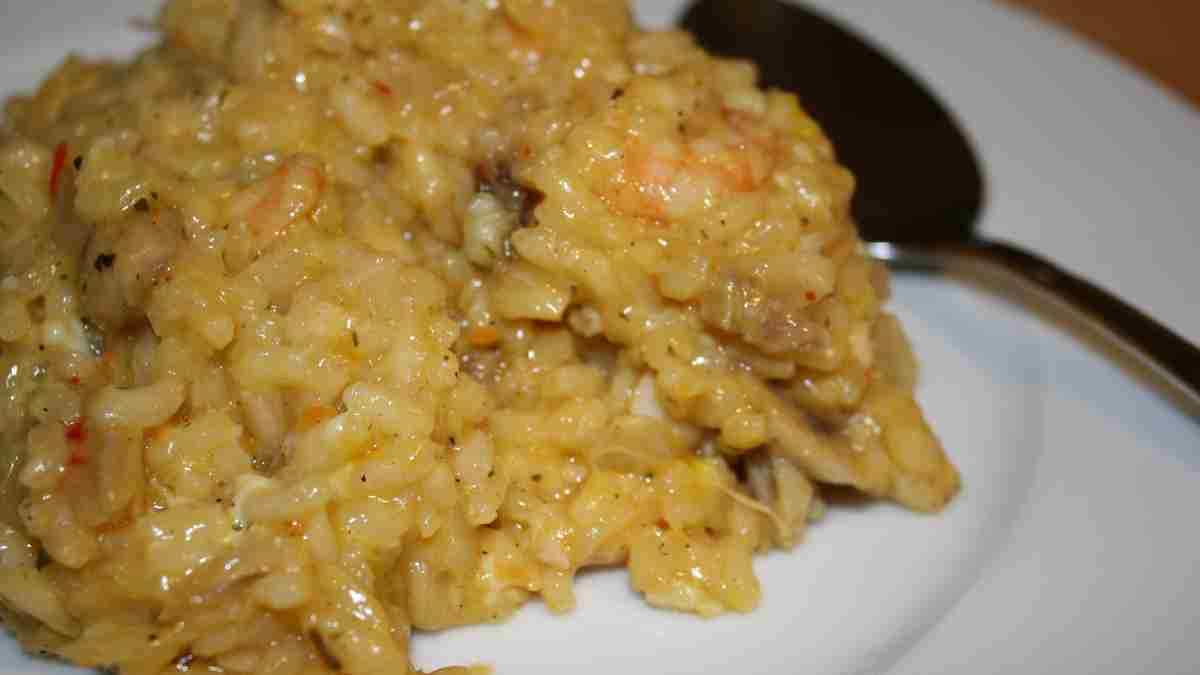 Photo of Receta de risotto de brócoli y langostinos