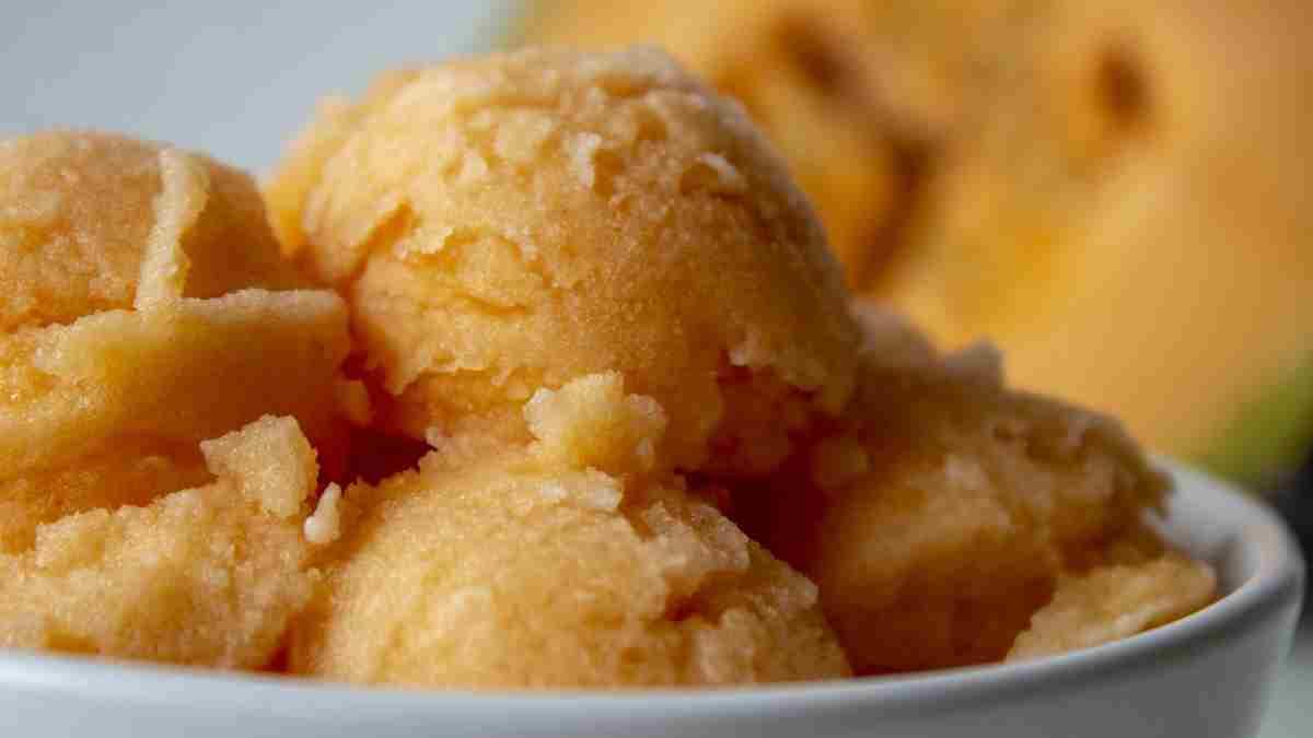 Photo of Receta de Sorbete de canela y miel