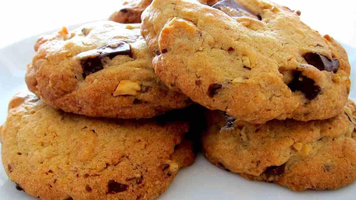 Recta de Cookies de vainilla y Nutella 1