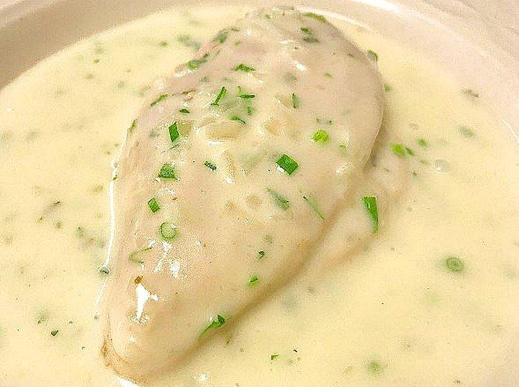 Salsa de pollo