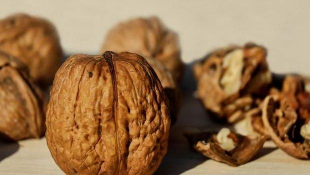 Receta de macarrones con mascarpone y nueces