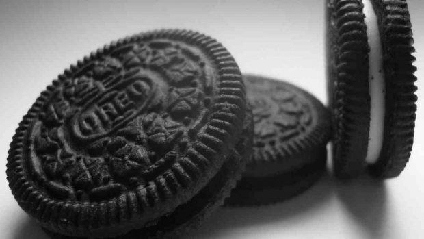 Pastel de galletas Oreo