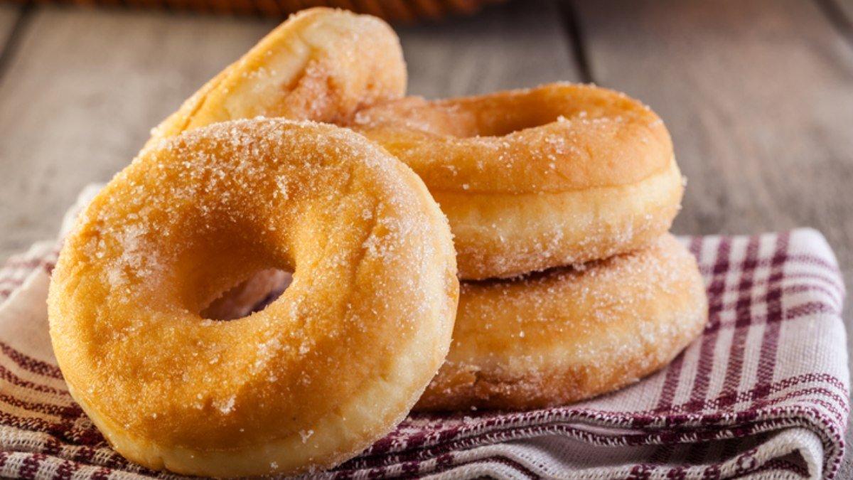 Receta de donuts caseros fáciles de preparar 1