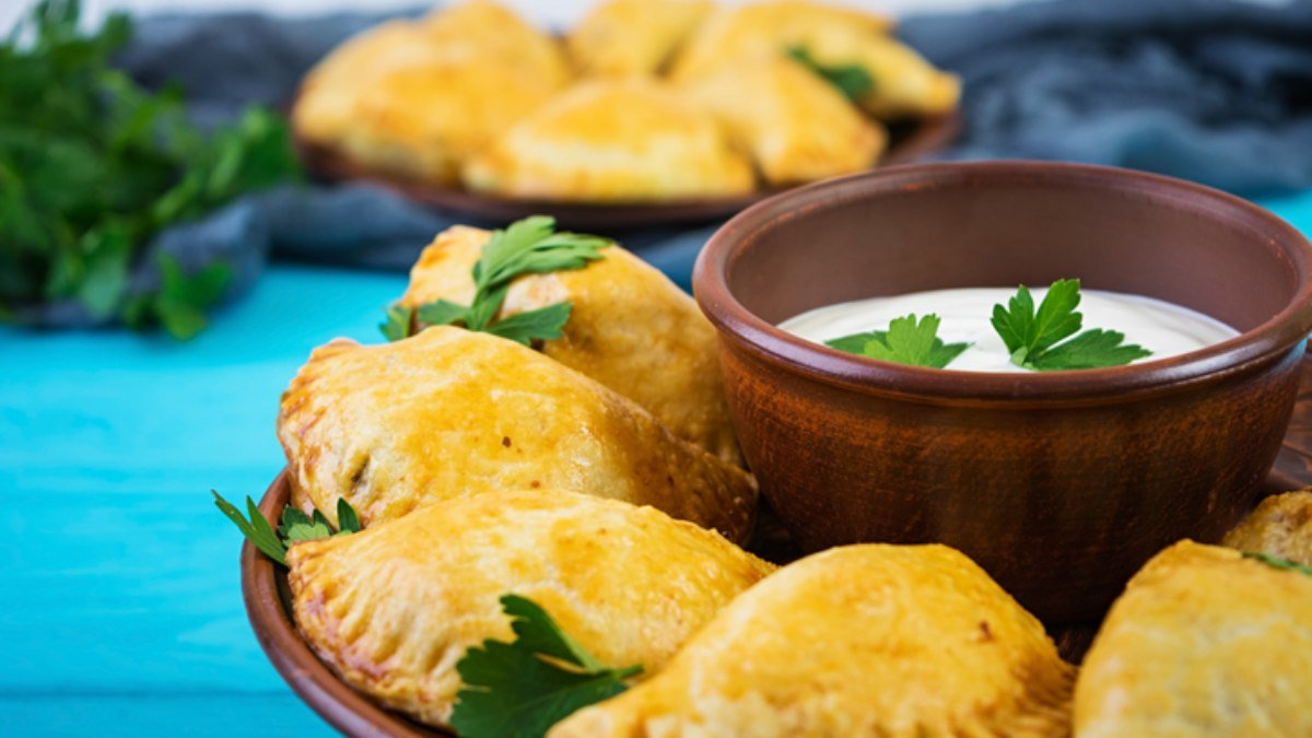 Photo of Receta de empanadas argentinas de pollo