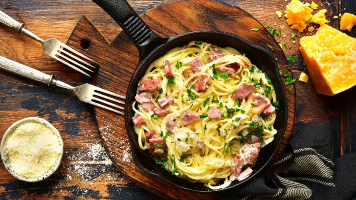 Photo of Receta de espaguetis a la carbonara de Gordon Ramsay