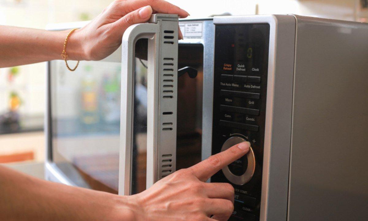 5 cosas que puedes hacer en el microondas y que no sabías 1