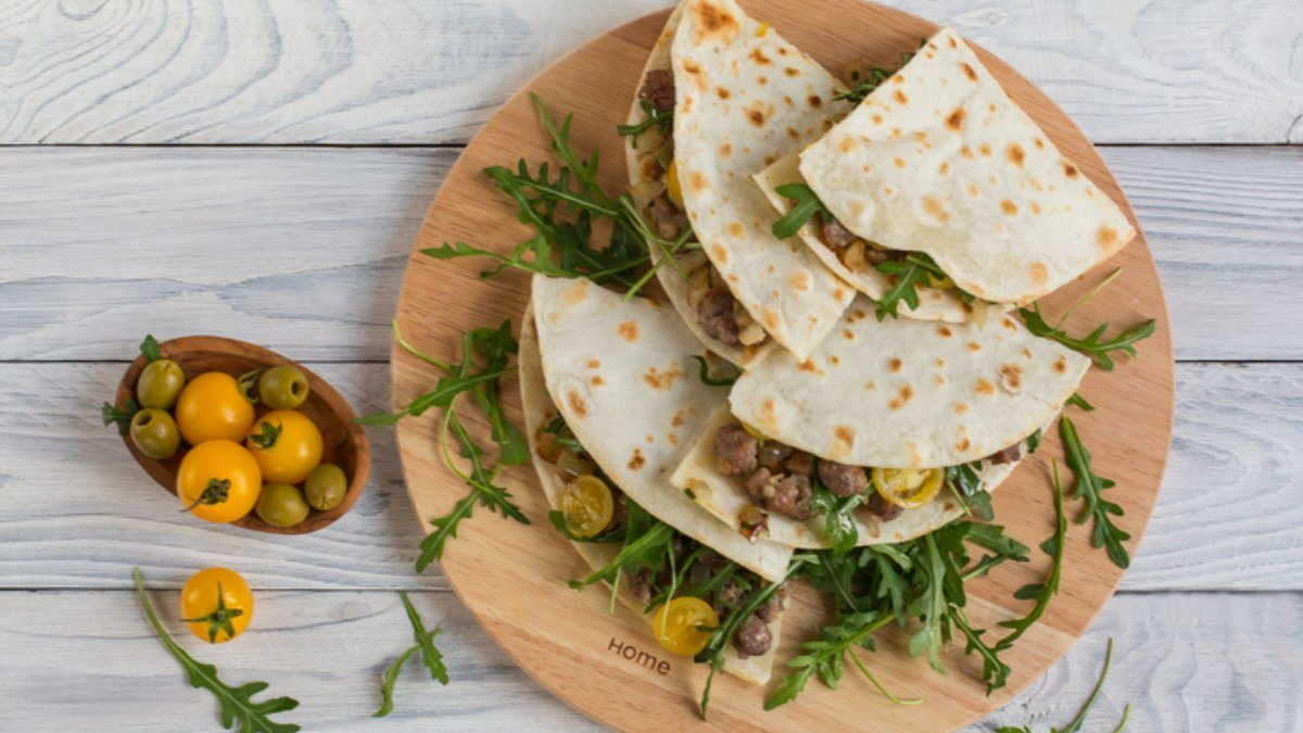 Photo of Recetas con piadina frescas, ligeras y originales