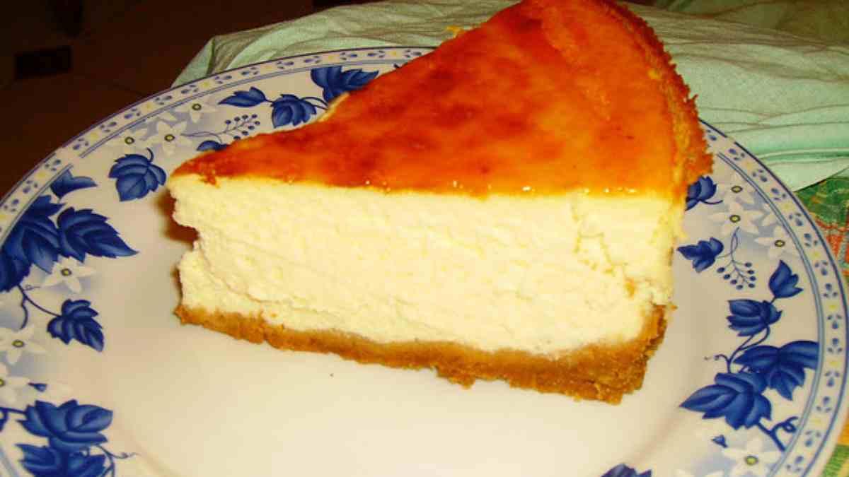 Photo of Receta de cheesecake de melocotón
