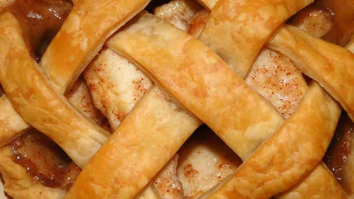 Photo of Receta de tarta integral de manzana y pera
