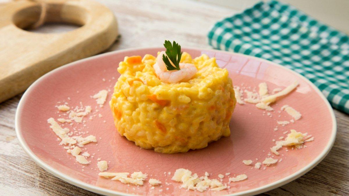 Photo of Receta de risotto de sepia al azafrán