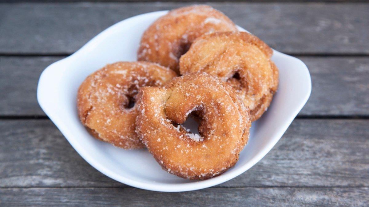 Photo of Receta de rosquillas tontas y listas de San Isidro
