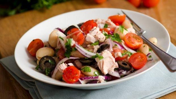 Recetas de verano: 4 ensaladas saludables para cuidarte este verano