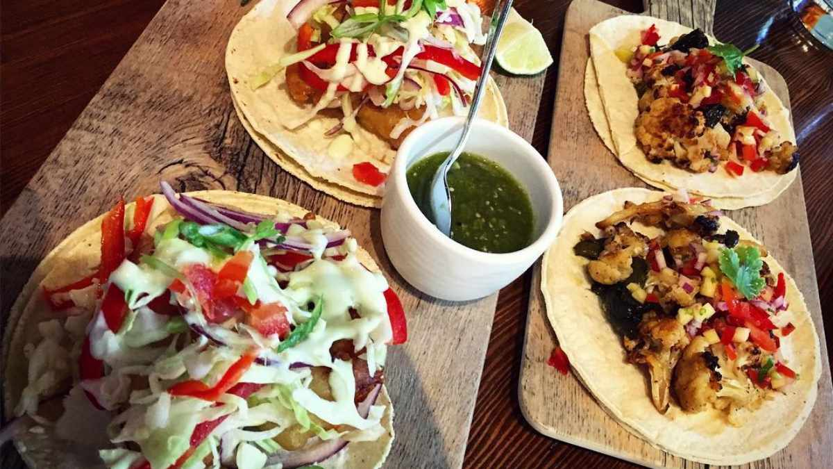 Photo of 3 recetas de tacos veganos
