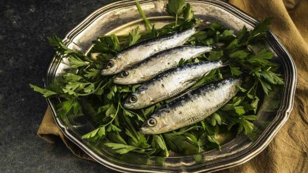 Recetas de sardina