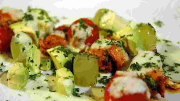 Aguacate para platos rápidos y saludables.