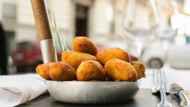 Cómo preparar croquetas saludables, ligeras y deliciosas.