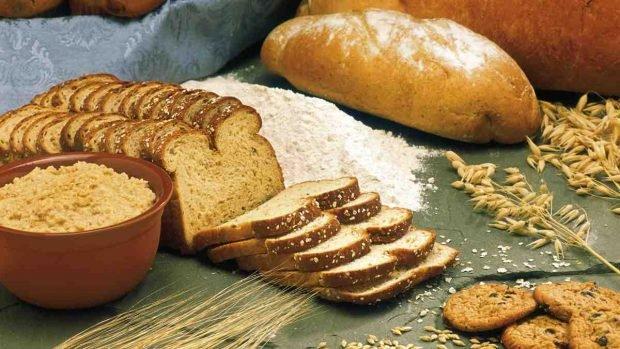 Masa de harina integral para galletas