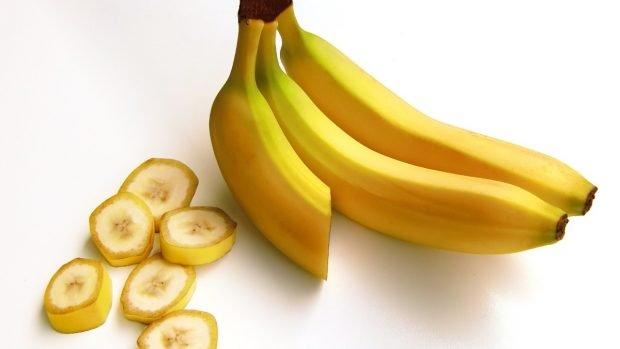 Receta de pudín de plátano con microondas